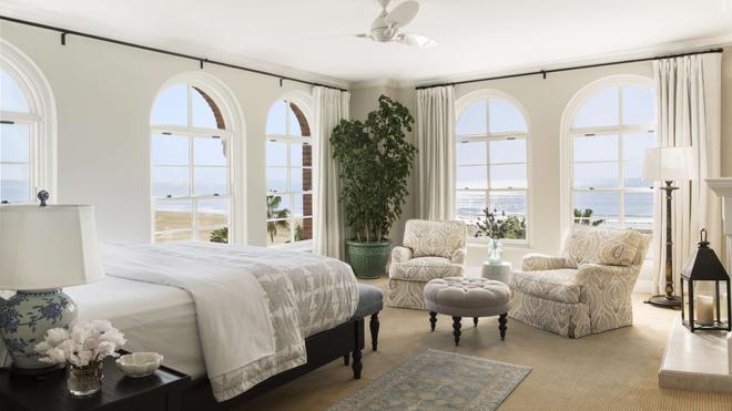 卡薩德爾瑪酒店 - 聖塔莫尼卡 - 臥室