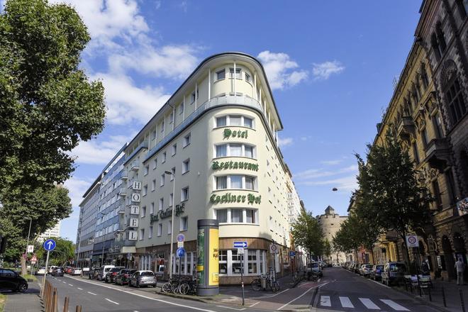 Coellner Hof - Cologne - Building