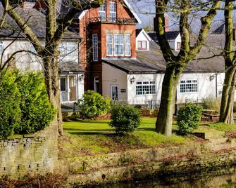 Best Western Manchester Bury Bolholt Country Park Hotel - Bury - Budova