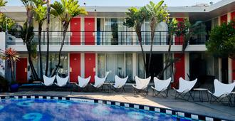 Phoenix Hotel - San Francisco - Pool