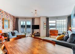 Riverside Apartment - Condado de Londonderry - Sala de estar