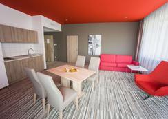 Park Inn by Radisson Budapest, Hungary - Budapest - Bedroom