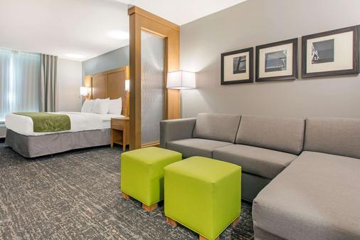Comfort Suites N Charleston - North Charleston - Bedroom