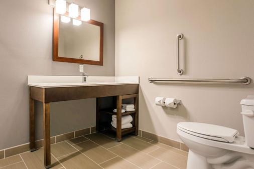 Comfort Suites N Charleston - North Charleston - Bathroom
