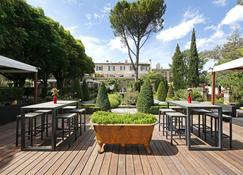 Hotel Le Pigonnet - Aix-en-Provence - Pátio