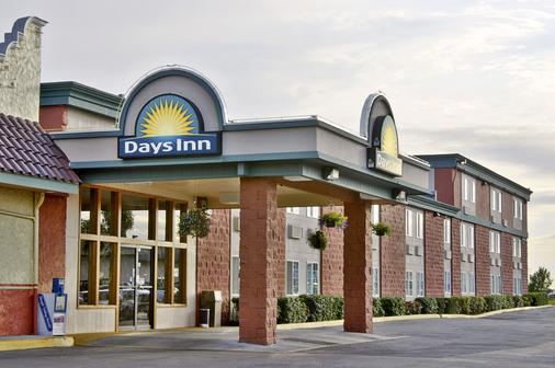 Days Inn by Wyndham Mt. Vernon - Mount Vernon - Building