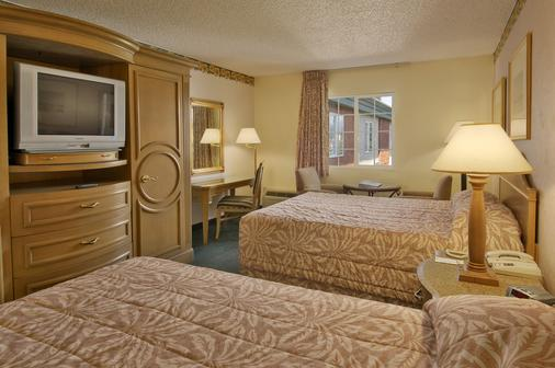 Days Inn by Wyndham Mt. Vernon - Mount Vernon - Bedroom
