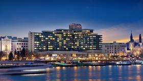 Budapest Marriott Hotel - Βουδαπέστη - Κτίριο