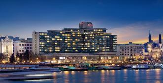Budapest Marriott Hotel - Budapest - Gebäude