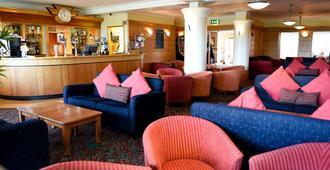 Riviera Hotel & Holiday Apartments Alum Chine - Bournemouth - Bar