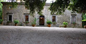 Hotel Villa Ciconia - Orvieto - Toà nhà