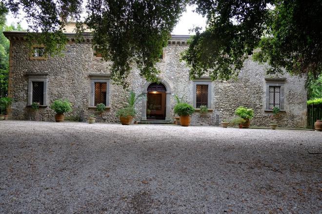 Hotel Villa Ciconia - Orvieto - Rakennus