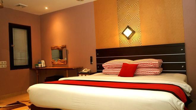 Citi M Hotel - Jakarta - Chambre