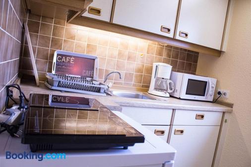 Hotel Westrich - Baumholder - Kitchen