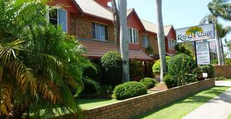 Royal Palms Motor Inn - Coffs Harbour - Building
