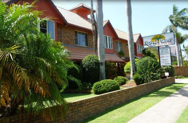 Royal Palms Motor Inn - Coffs Harbour