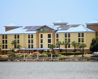 Holiday Inn Express Hotel & Suites Tampa-Rocky Point Island - Tampa - Building
