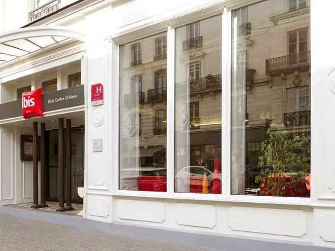 ibis Blois Centre Château - Blois - Rakennus