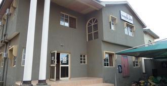 Tajmahal Hotels - Lagos - Building