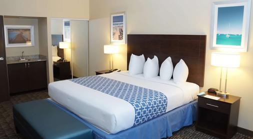 Best Western Naples Plaza Hotel - Naples - Makuuhuone