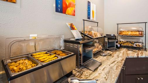 Best Western Naples Plaza Hotel - Naples - Buffet