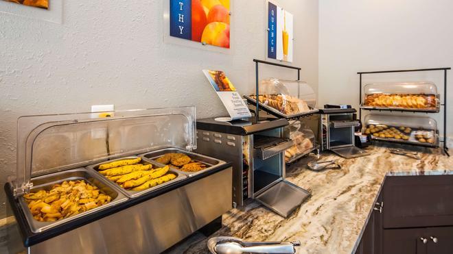 Best Western Naples Plaza Hotel - Naples - Buffet
