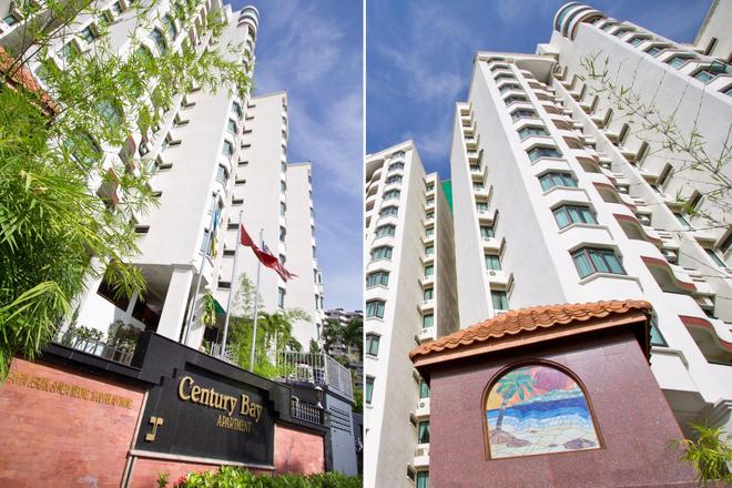 世紀灣服務套房酒店 - 檳城 - 檳城喬治市 - 建築