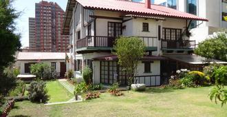 La Maison De La Bolivie - La Paz - Gebäude