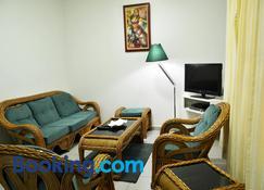 Rachel's Apartments - Paramaribo - Sala de estar