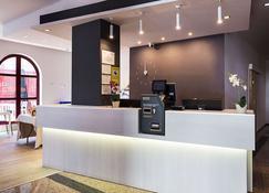 Hotel Sidorme Fuenlabrada - Fuenlabrada - Front desk
