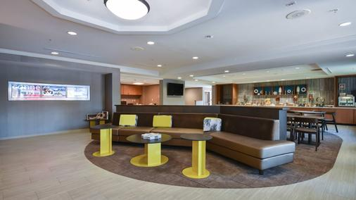 SpringHill Suites by Marriott Charlotte Concord Mills/Speedway - Concord - Bar