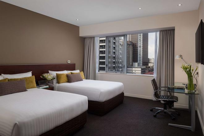 奧克蘭萊吉斯飯店 - 奧克蘭 - 臥室