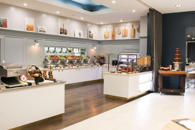 奧克蘭萊吉斯飯店 - 奧克蘭 - 自助餐