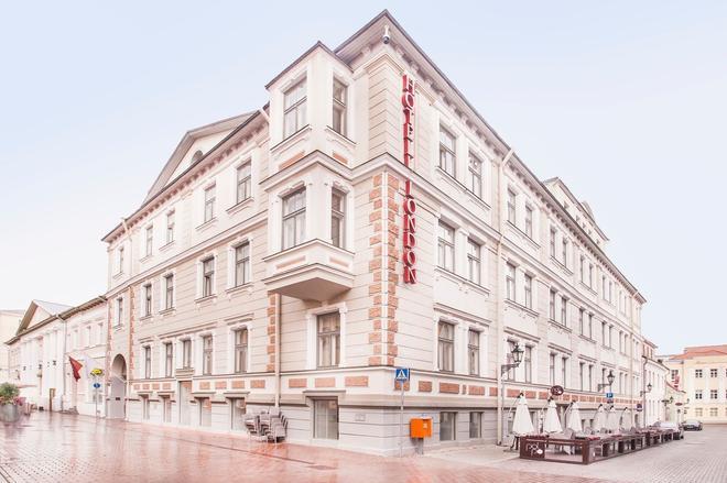 Hotel London by Tartuhotels - Tartu - Bâtiment
