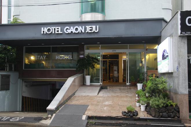 加昂J斯戴飯店 - 西歸浦 - 建築