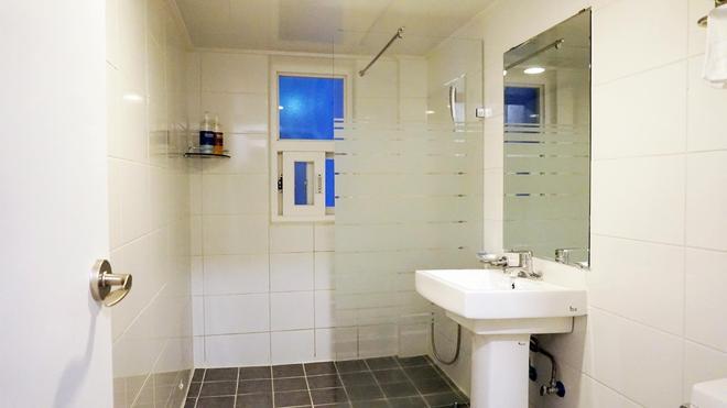 加昂J斯戴飯店 - 西歸浦 - 浴室