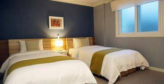 Hotel Gaon J Stay - Seogwipo - Bedroom
