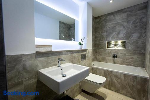 The Lane Hotel - Edimburgo - Banheiro