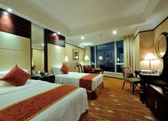 Howard Johnson by Wyndham Pearl Plaza Wuhan - Wuhan - Makuuhuone