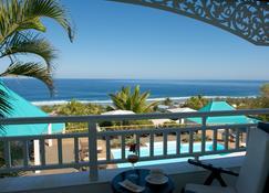 Blue Margouillat Seaview Hotel - Saint-Leu - Balcony