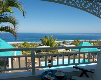 Blue Margouillat Seaview Hotel - Saint-Leu - Балкон