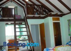 Gina's Garden Lodges - Aitutaki - Habitación