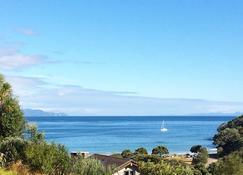 Ocean Cliff Court - Kuaotunu - Buiten zicht