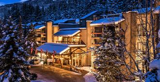 Tantalus Resort Lodge - Whistler - Toà nhà