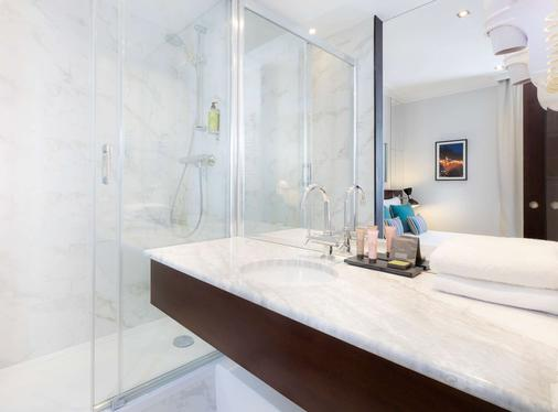 Montfleuri Hotel - Pariisi - Kylpyhuone