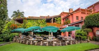 Las Mananitas Hotel Garden Restaurant And Spa - Cuernavaca