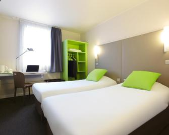 Campanile Paris Est Bobigny - Bobigny - Schlafzimmer