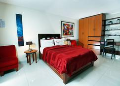 Peru Star Boutique Apartments Hotel - Lima - Schlafzimmer