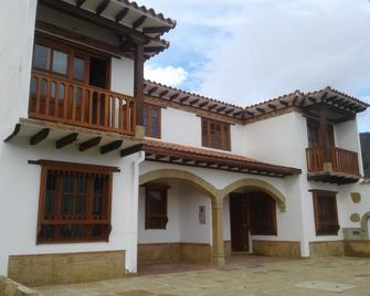 Hostal Everest - Villa de Leyva - Rakennus