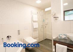 Gasthaus Goldener Hirsch - Suhl - Bathroom